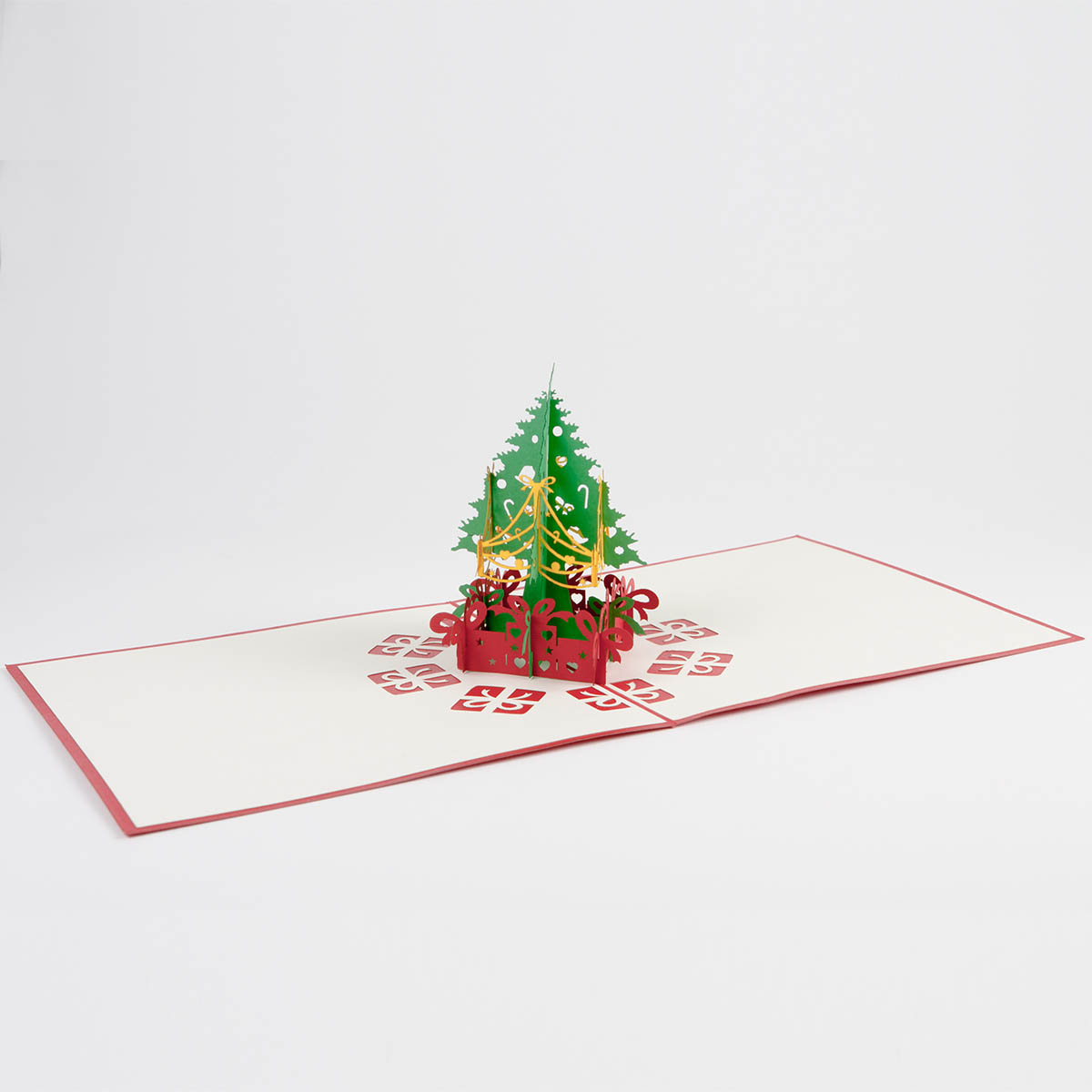 Pop Up Karte Tannenbaum.Tannenbaum Pop Up Karten Die Begeistern 3d Pop Up Karten